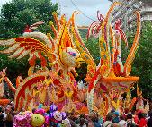 Laredo - Desfile Batalla de Flores