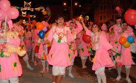 Laredo en Carnaval