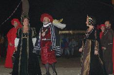 Laredo - Ultimo Desembarco del Emperador Carlos V